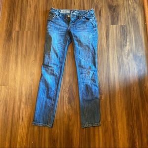 Mossimo Supply Co. | Medium wash skinny jeans